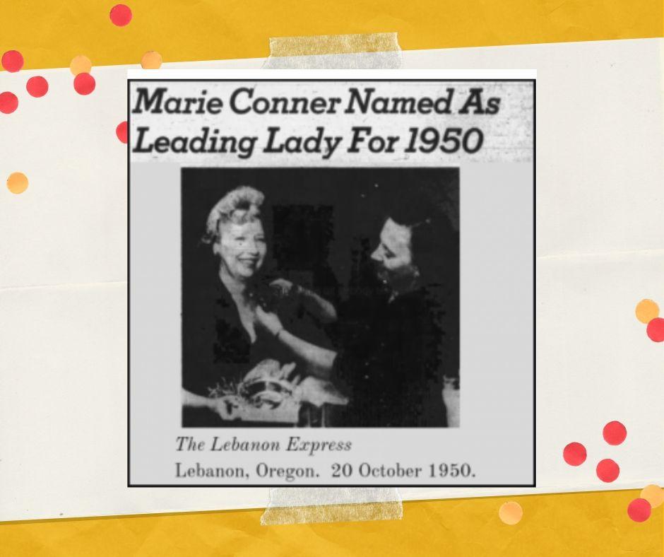 Marie Conner Schmidt Gosney - Elle Mott