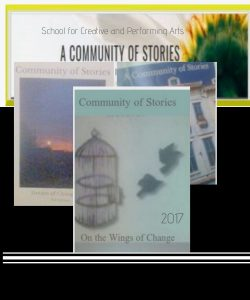 Elle Mott School for Creative and Performing Arts Community of Stories Cincinnati